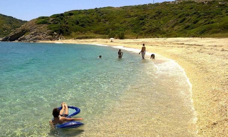 Η μοναδική φυσική πισίνα κοντά στην Αθήνα που πας με το αυτοκίνητο