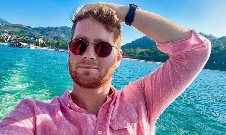 Survivor: James Καφετζής: Αποκάλυψε το αποτέλεσμα του μοριακού τεστ κορονοϊού στο οποίο υπεβλήθη