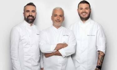 Game of Chefs: Αυτοί είναι οι τρεις κριτές του νέου μαγειρικού ριάλιτι στον ΑΝΤ1