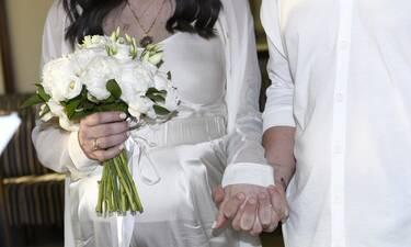 Παντρεύτηκαν λίγο πριν γίνουν γονείς!