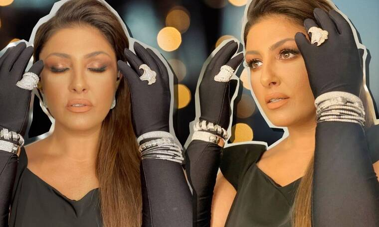 MAD VM 2021: Έλενα Παπαρίζου: Όλες οι λεπτομέρειες για τα μακιγιάζ της στα MAD VMA
