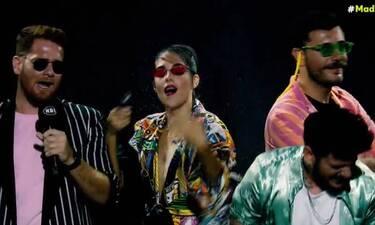 ΜAD VMA 21: Βέλλη – James – Μπάρτζης στη σκηνή σε ένα act μόνο για… Survivors