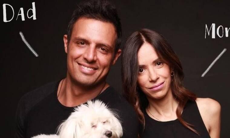 Σάββας Πούμπουρας: Το ιδιαίτερο μήνυμα για την επέτειο του γάμου του