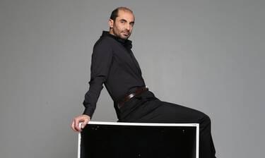 Αλέκος Συσσοβίτης: «Είμαι πολύ συμβιβασμένος με την παροδικότητα και με την ηλικία μου»