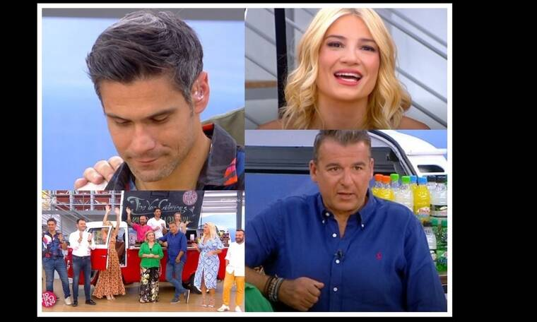 Φινάλε για το Πρωινό! Τέλος από την εκπομπή ο Ουγγαρέζος - Έτσι τον αποχαιρέτησαν Λιάγκας - Σκορδά