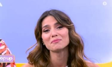 Pop Up: Λύγισε η Ηλιάνα στο φινάλε: «Είχα 5 ευρώ στην τσέπη, μισά μισά με την Έλενα Χριστοπούλου»