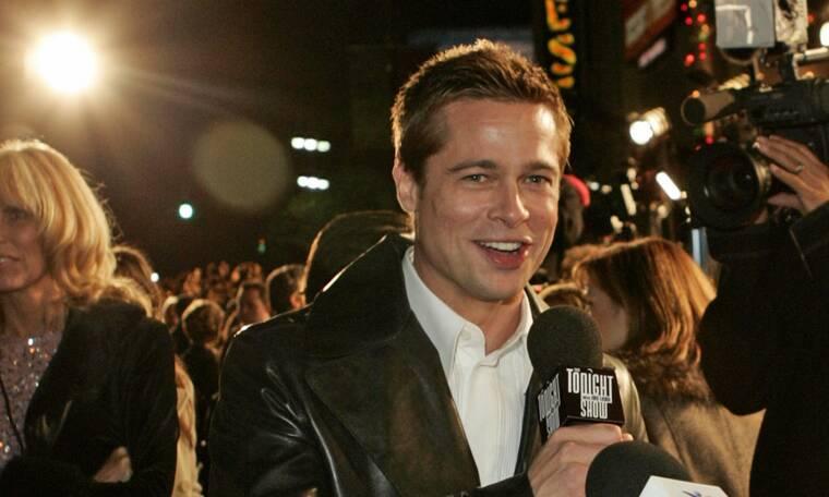 Ποτέ δεν θα σου περνούσε από το μυαλό τι δουλειά έκανε ο Brad Pitt πριν γίνει διάσημος