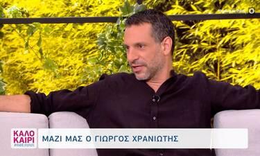 Γιώργος Χρανιώτης: Οι νέες δηλώσεις για τον Γιώργο Κιμούλη που θα συζητηθούν