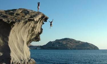 Το ελληνικό νησί που έχει τα πάντα -  Μέχρι και έρημο!