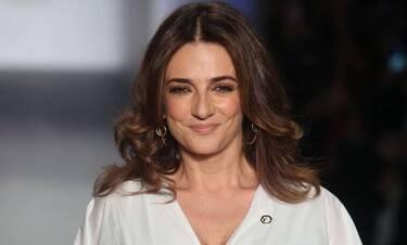 Μαρία Λεκάκη: Θυμάστε πώς ήταν η ηθοποιός, όταν παρουσίασε το πρόγραμμα της ΕΡΤ το 1995;