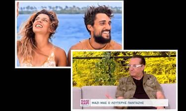 Survivor: Κατσούλης-Ρουμελιώτη: Θα πρωταγωνιστήσουν σε clip του Πανταζή για το πιο ερωτικό τραγούδι