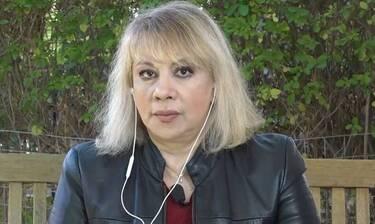 Άννα Ανδριανού: «Μετά το θάνατο του πατέρα μου έπαθα αυτοάνοσο, δεν μπορούσα να περπατήσω»
