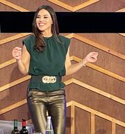 Ναταλία Δραγούμη: Φοράει μαύρο μπικίνι και το σώμα της απλά... δεν υπάρχει!