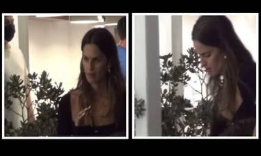 Izabel Goulart: Το top model ήρθε στη Μύκονο και δεν πάει ο νους σας τι και πού πήγε να φάει!