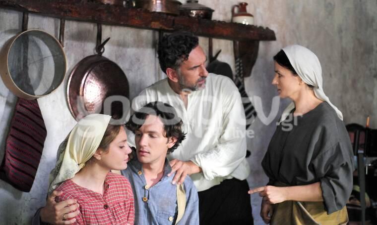 Αγάπη παράνομη: Το gossip-tv στα γυρίσματα της νέας μίνι σειράς της ΕΡΤ