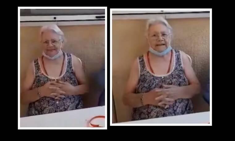 Μαίρη Λίντα: Τραγουδά το «Πετραδάκι - πετραδάκι» για τον Ξανθόπουλο και συγκινεί
