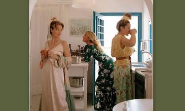 Μάντεψε ποια από τις τρεις είναι η Νατάσα Μποφίλιου! Σαν τρεις... σταγόνες νερό!