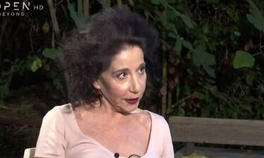 Μίνα Αδαμάκη: Η σπάνια τηλεοπτική εμφάνιση και η εξομολόγηση για την προσωπική της ζωή