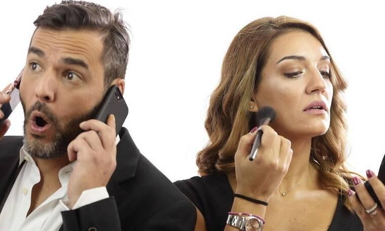 Γιώργος Καρτελιάς - Ελίνα Παπίλα: Το νέο πρωινό τηλεοπτικό δίδυμο του Star
