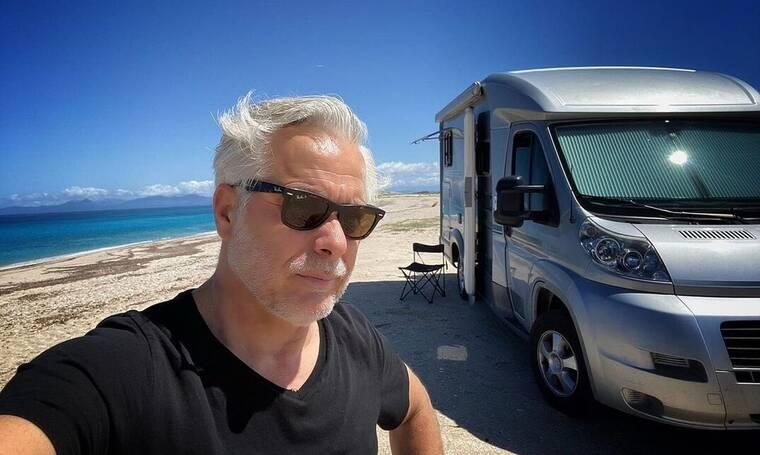 Χριστόπουλος-Μπραντ: Και όμως! Κάνουν διακοπές με αυτοκινούμενο εδώ και 17 χρόνια!