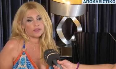 Σαμπρίνα: «Με τραβούσε βίντεο στο σολάριουμ, τον χτύπησα και πήγα στην αστυνομία»