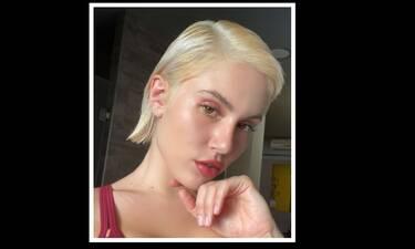 Έλενα Τσαγκρινού: Θεαματική αλλαγή στα μαλλιά της - Αγνώριστη πριν την πρεμιέρα της με τον Κιάμο