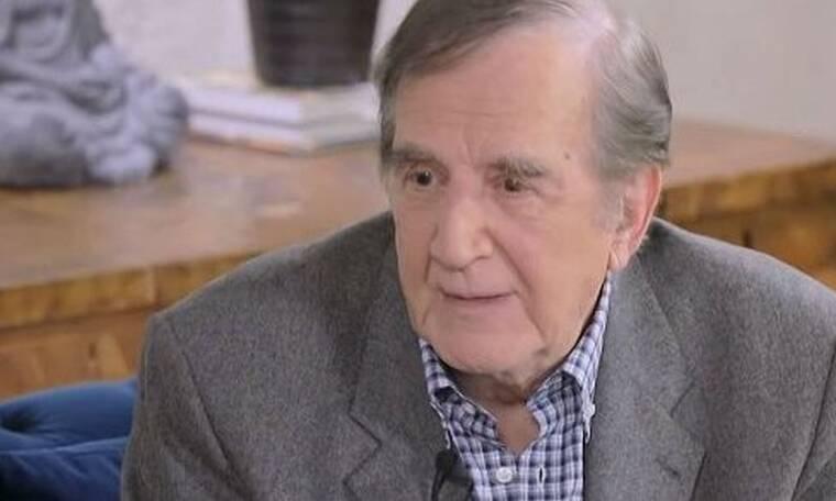 Γιώργος Κωνσταντίνου: «Το πραγματικό ταλέντο φαίνεται στο θέατρο»