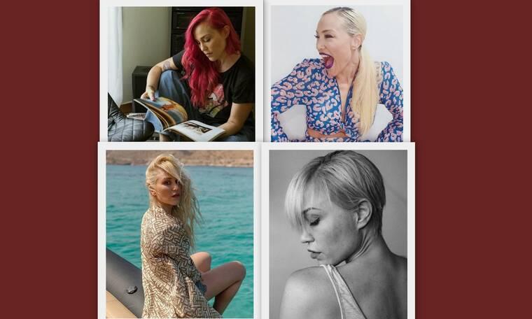 Αναστασοπούλου: Από μαλλί ραπουνζέλ μέχρι α λα γκαρσόν! Οι αλλαγές της δίνουν έμπνευση για νέα look