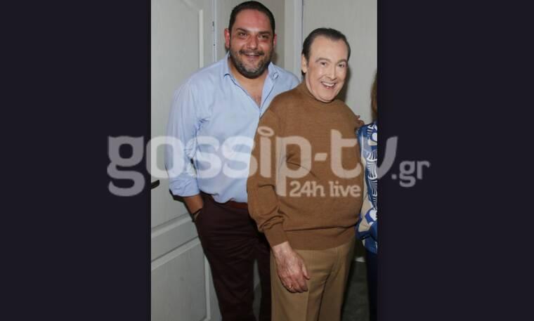 Συγκλονίζει ο Στέλιος Διονυσίου στο gossip-tv: «Στο πρόσωπο που Βοσκόπουλου έβλεπα τον πατέρα μου»