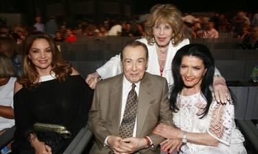 Η Στυλιανοπούλου συντετριμμένη, μιλάει στο gossip-tv: «Ο Τόλης δεν έφυγε… μας βλέπει από εκεί ψηλά»