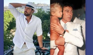 Νάσος Παπαργυρόπουλος: Ραγίζει καρδιές το μήνυμά του για τον νονό του, Τόλη Βοσκόπουλο