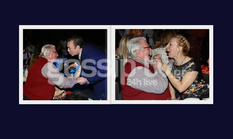 Βοσκόπουλος: Η άγνωστη ιστορία που αποκαλύπτει στο gossip-tv η Κατσαβού για τον Τόλη και τον Βουτσά