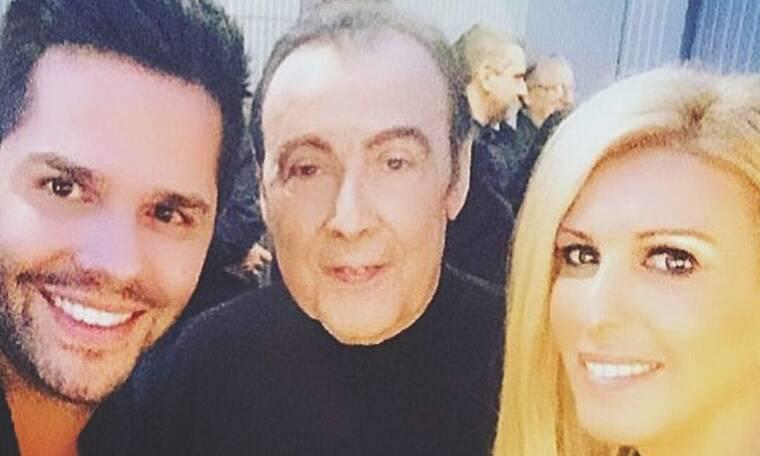 Γιώργος Τσαλίκης: Το «αντίο» στον Βοσκόπουλο και το συγκινητικό βίντεο με την κόρη του, Μαρία!