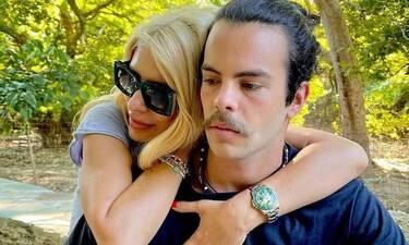 Άγγελος Λάτσιος: Το απίθανο σχόλιό του στη φωτό της Ελένης αγκαλιά με τον Ματέο και την Μαρίνα