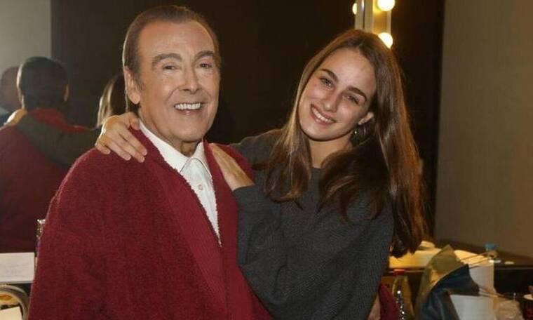 Bοσκόπουλος: Συγκλονιστική αποκάλυψη-Το δώρο που είχε ετοιμάσει για την κόρη του μετά το θάνατό του