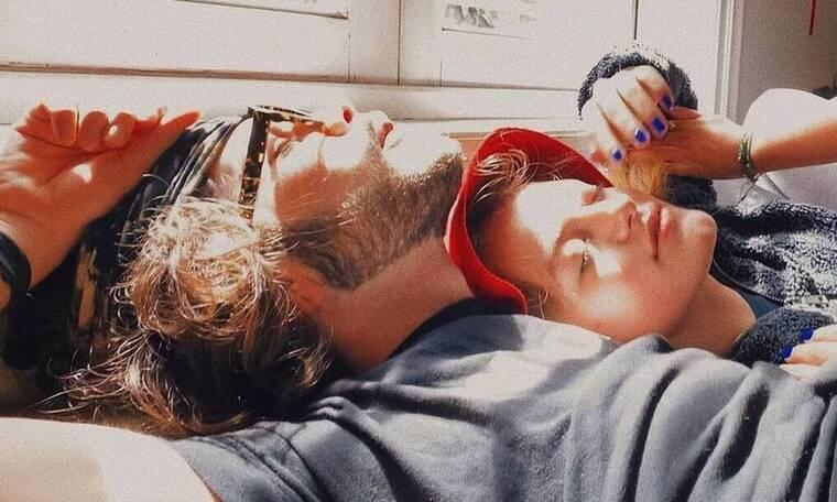 Άγγελος Λάτσιος – Γαία Μερκούρη: Κάνουν μαζί διακοπές και αυτό είναι το μοναδικό βίντεο!