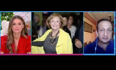 Γκέλυ Μαυροπούλου: Η αποκάλυψη on air για την κηδεία της ηθοποιού