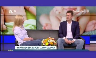 Αντώνης Σρόιτερ: Απίθανες ατάκες για τις κόρες του - Μία σπάνια συνέντευξη!