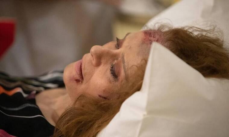 Ήλιος: Η Αλεξάνδρα τρελαίνεται- Ο θάνατος του Φίλιππου την έχει διαλύσει