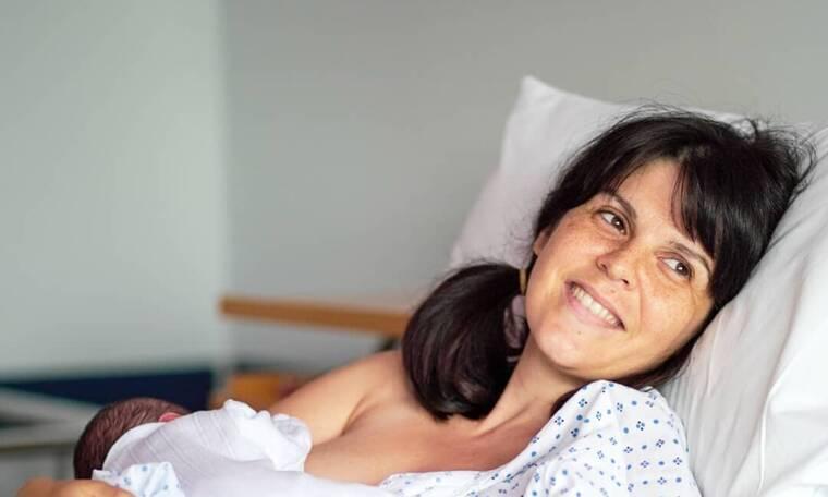 Ηλέκτρα Αστέρη: Η τρυφερή ανάρτηση με την λίγων ημερών κόρη της