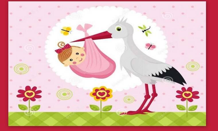Γεννητούρια στην ελληνική showbiz - Έγινε μανούλα και αυτή είναι η πρώτη φώτο με το νεογέννητο!