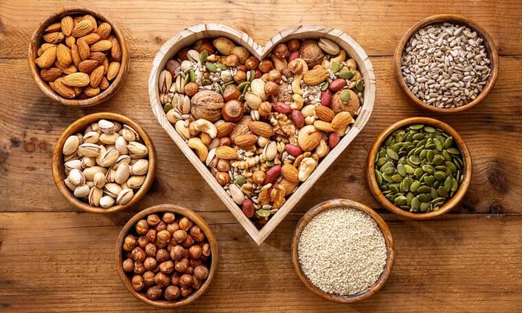Οι ξηροί καρποί που βοηθούν στη μείωση της κακής χοληστερόλης (εικόνες)
