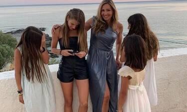Πετρουλάκη – Ίβιτς: Η διάκριση που τους έκανε περήφανους για την κόρη τους, Άννα Μαρία