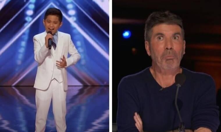 Κριτής έμεινε έκπληκτος με το ταλέντο του 10χρονου - Δείτε το βίντεο