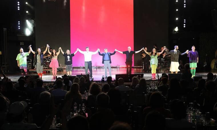 Θέατρο Άλσος: Μαγική βραδιά με συνάντηση... κορυφής επί σκηνής!