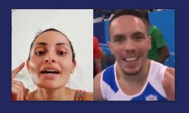 Ολυμπιακοί Αγώνες: «Έκοψαν» οι σκηνοθέτες την προσπάθεια του Πετρούνια και η Μιλλούση εκνευρίστηκε