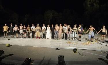 Ιχνευτές του Σοφοκλή: Κατάμεστο το αρχαίο θέατρο της Επιδαύρου χθες το βράδυ!