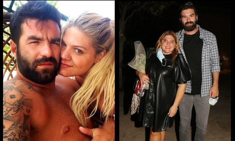 Δανάη Μπάρκα: Για πρώτη φορά αποκαλύπτει πώς είναι σήμερα οι σχέσεις της με τον πρώην της!