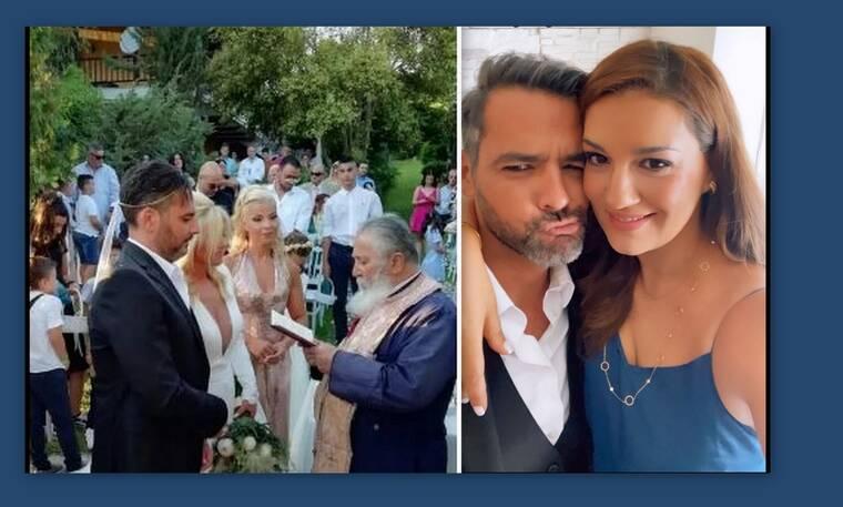 Γιώργος Καρτελιάς: Παντρεύτηκε ο νέος παρουσιαστής του Star - Φώτο από τον γάμο του