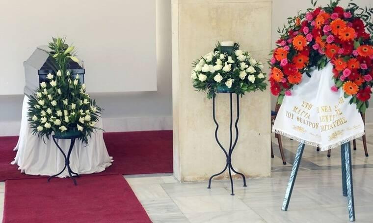 Μάγια Λυμπεροπούλου: Το τελευταίο χειροκρότημα στην σπουδαία ηθοποιό (Photos)